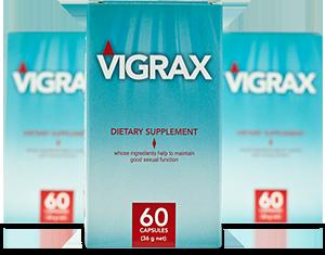 Vigrax -cómo funciona, opinión, comentarios, precios, dónde comprar, efectos secundarios, dosis, farmacia, la composición de la